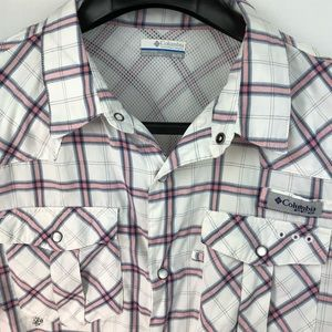 Columbia PFG Omni-Shade Shirt Size XL